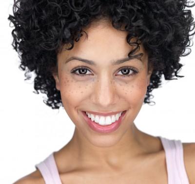 Headshots: Women on White